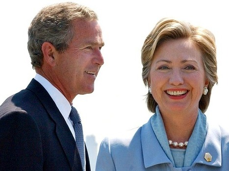 Bush Institute Founding Director Endorses Clinton-Politico - Breitbart | Xposing Government Corruption in all it's forms | Scoop.it