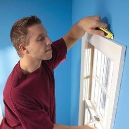 Stop Window Drafts and Door Drafts to Save Energy | Home Improvement Ideas | Scoop.it