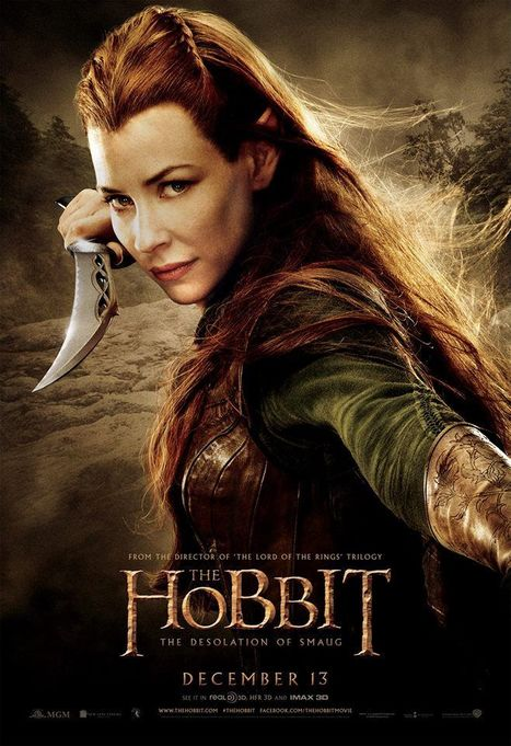 'The Hobbit: The Desolation of Smaug' Mega-Trailer and Production Diary - I Am Rogue.com | 'The Hobbit' Film | Scoop.it