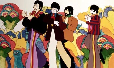 How the Beatles' Yellow Submarine gave rise to modern animation | Transmedia: Storytelling for the Digital Age | Scoop.it