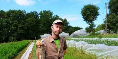 Campagnac se dote d'un nouveau maraîcher bio | Agriculture en Dordogne | Scoop.it