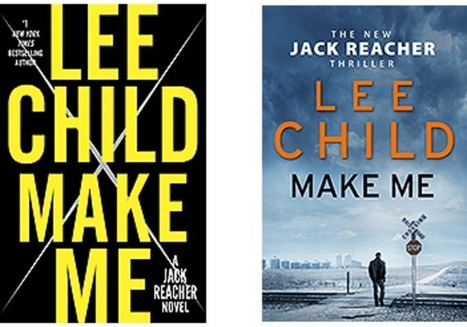 The man with no plot: how I watched Lee Child write a Jack Reacher novel | Public Relations & Social Media Insight | Scoop.it