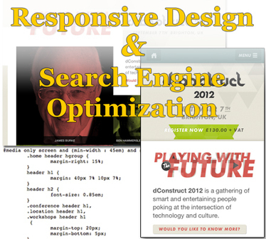 Responsive Web Design and SEO | SEO Strategies & Tactics | Scoop.it