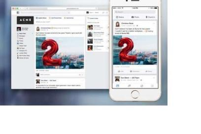 Facebook at work, réseau social d'entreprise | Communication - Marketing - Web | Scoop.it