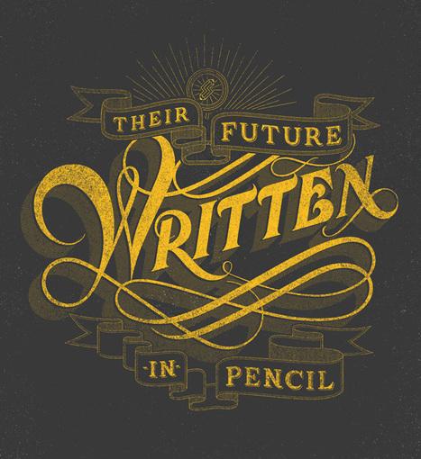 Diez ejemplos de excelente tipografía a mano | aboutdiseno | Scoop.it