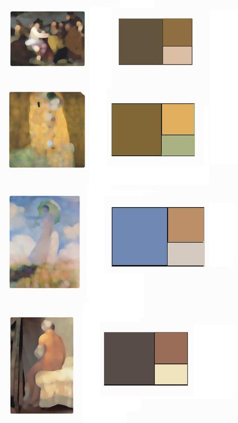 ARTEFIGURA: COMPOSICIÓN PICTÓRICA 1 | Fine arts, painting, illustration | Scoop.it