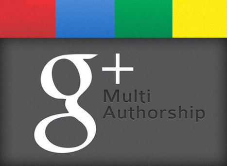 GooglePlus Multi-Authorship Plugin | Digital-News on Scoop.it today | Scoop.it