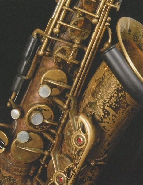 RK2012ARTS CHANNEL: Eric Dolphy's alto saxophone | Jazz Plus | Scoop.it