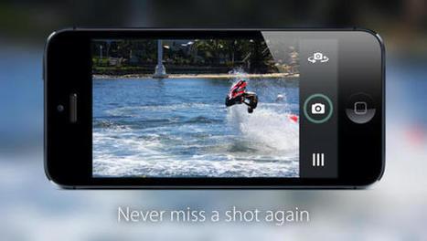 اختياري لافضل 4 تطبيقات للتصوير بال iPhone و iPad - نقطة تقّنية | Blogger Archive | Scoop.it
