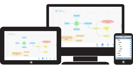 Idea Sketch - draw diagrams, mind maps or flow charts | Pedalogica: educación y TIC | Scoop.it