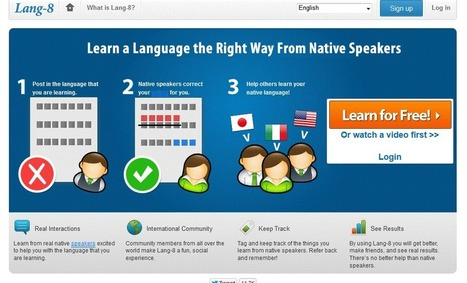 Top 5- English Language Learning Websites | The Hum of ... | English Notebook | Scoop.it