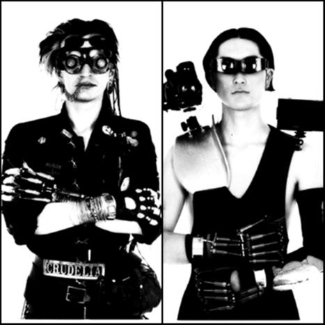 Organismo Cibernético: /Cyberpunk - Parte 1   Ficção científica literária   Scoop.it