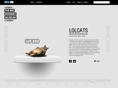 Geek touristique : la culture internet a son musée | In the attic : geekeries culturelles | Scoop.it