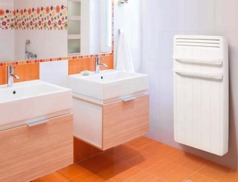 Radiateur sèche-serviette Aterno : fonction Eco-Boost | Chauffage électrique et les énergies renouvelables | Scoop.it
