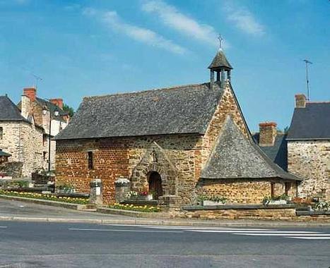 Bretagne > Une voûte romaine peinte exceptionnelle àLangon | Merveilles - Marvels | Scoop.it