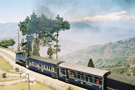 Observe the beauty through Darjeeling Himalayan Railways | Heritage Sites in India | Scoop.it