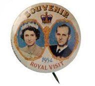 National Museum of Australia - Royal Romance | Queen Elizabeth II Visits Australia 1954 | Scoop.it