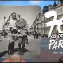 50 photos de la Libération de Paris se fondent dans le présent | 16s3d: Bestioles, opinions & pétitions | Scoop.it