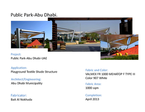 Recent Project: Tensile shades   Tents for Sale & Hire for Wedding, Ramadan, Exhibitions, Trade Shows, Corporate Events, Conferences, Sports Events, Concerts,etc   Scoop.it