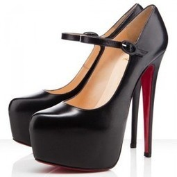 Christian Louboutin For Sale,CHeap Red Bottoms Sale,Red Bottoms,Red Bottoms Sale,Red Bottoms Lady Daf 160mm Mary Jane Pumps Black | Red Bottom Shoes | Scoop.it