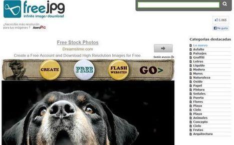 FreeJPG, una gran colección de fotografías digitales gratuitas para descargar | Política exterior y armas de fuego | Scoop.it