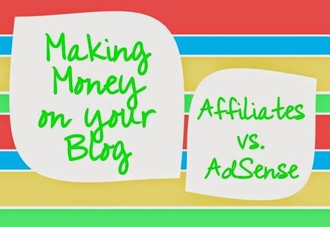 Google Adsense vs Affiliate Program: Which Helps you to Make HUGE Money?   Just Like Geek's Tech Journal   DD's Blog   Scoop.it