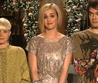 """Celebrity for the World: Katy Parry, once a Musical guest, becomes host of """"Saturday Night Live"""" show. 