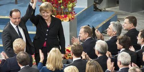Les grandes failles du traité de l'Elysée | Union Européenne, une construction dans la tourmente | Scoop.it