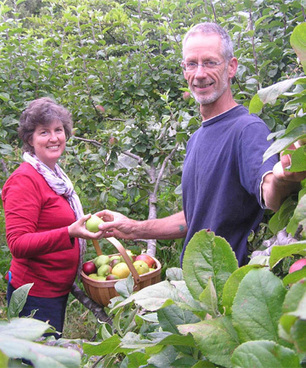 Food forest puts Riverton couple on the map - Southland Times | Wellington Aquaponics | Scoop.it
