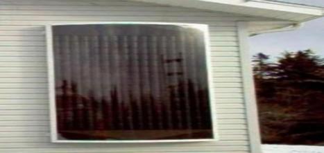 Chauffage solaire: conseils pour construire un panneau de chauffage solaire   Science   Scoop.it