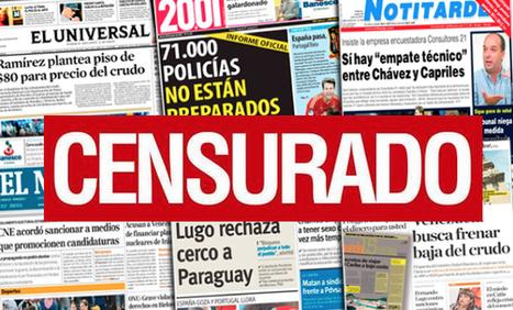 CNA: Articulo sobre Desabastecimiento en Venezuela que el diario ABC censuró despues de haberlo publicado en su web | La R-Evolución de ARMAK | Scoop.it