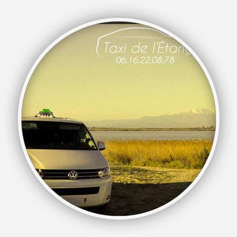 Création site internet Taxi de l'Etang - Agence Point Com Perpignan | Actu de la Com' et du Web | Scoop.it