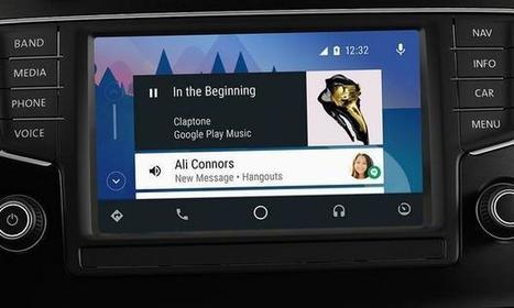 Google positions updated Android as a standard for cars | Autoware - it in cars | Scoop.it