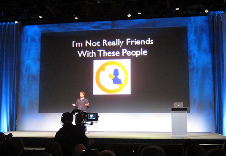 Facebook Announces Media Partnerships at Conference | Technobabble | Scoop.it