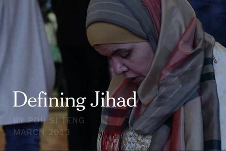 The Struggle for Jihad | Geography Education | Scoop.it