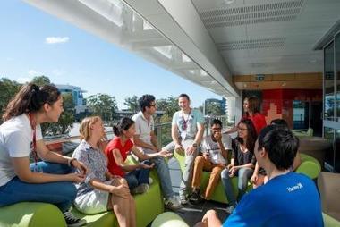 Griffith University is getting ready to welcome you at orientation! OzTREKK – Study in Australia | Australian Universities | Scoop.it