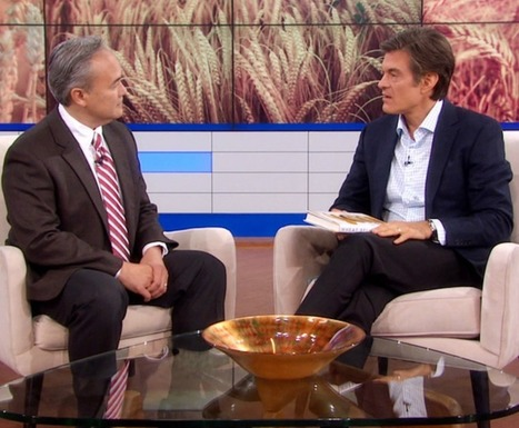 Dr. William Davis Warns About Wheat On The Dr. Oz Show | Bacon is health food | Scoop.it