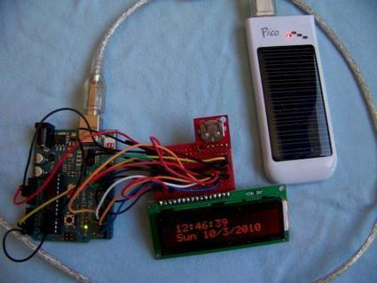 Arduino Your Home & Environment   EEWeb   Big and Open Data, FabLab, Internet of things   Scoop.it