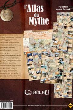 Critique : L'Atlas du Mythe | Jeux de Rôle | Scoop.it