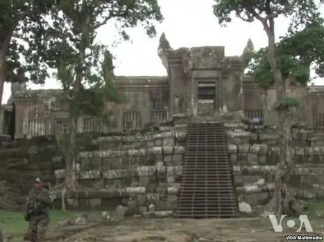 World Court Awards Some Territory to Cambodia in Temple Dispute   Law and Religion   Scoop.it
