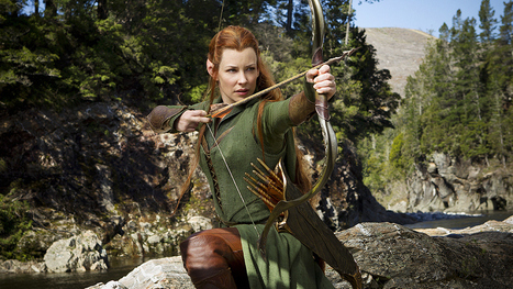 'The Hobbit' Knocks 'Frozen' Off Top of Home Video Sales Chart | 'The Hobbit' Film | Scoop.it