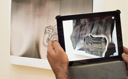 Tattoos Turned Into 3D Art Using Augmented Reality | Augmented Reality News and Trends | Scoop.it