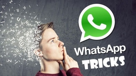 Ultimate Tricks of Whatsapp 2014 | Tech News Voniz Articles | Scoop.it