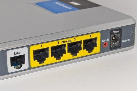 Router, Switch, Hub : Quelles différences, comment choisir ? - Projets DIY | Ressources pour la Technologie au College | Scoop.it