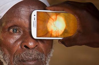 Eye test app piloted in Kenya   TIC y Salud en África   Scoop.it