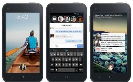 Facebook Home séduit ses premiers utilisateurs outre-Atlantique - 20minutes.fr | Applications productivité - utilitaire - navigation sur smartphones : ios, android et windows | Scoop.it