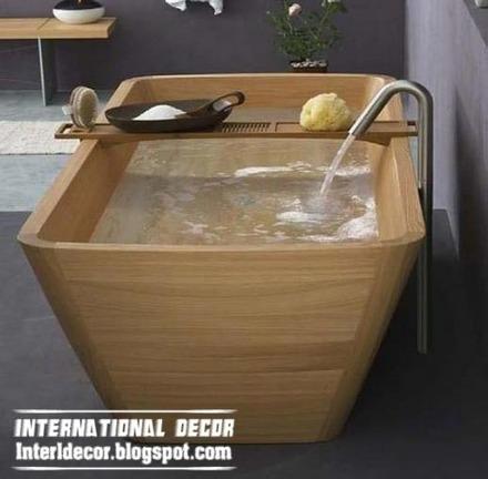 International decor: Creative and luxury wooden bathtub designs UK   International Decorating ideas   Scoop.it