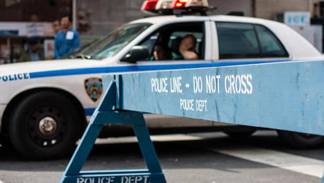 Inside BlueLine, The Social Network For Police - Fast Company | Police | Scoop.it
