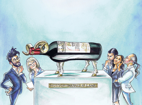 Wine counterfeiting | Grande Passione | Scoop.it
