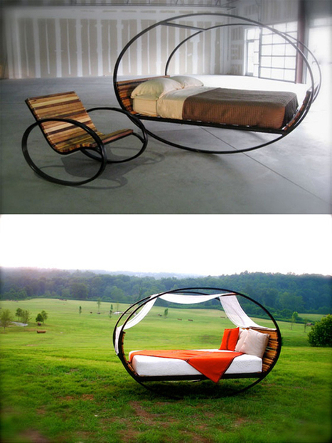 20 Exceptional Furniture Designs For Your Inspiration | Furniture Designers | Scoop.it
